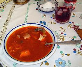 Photo: Zupa rybna z mleczem 1