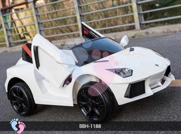 Xe hơi điện thể thao 2 cửa mở BBH-1188 5