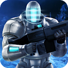 CyberSphere: Sci-fi Shooter icon