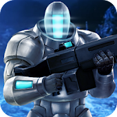 CyberSphere: Sci-fi twin stick shooter