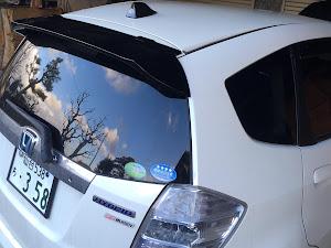 フィット GP1 平成23年式のカスタム事例画像 (^^)さんの2020年01月24日16:15の投稿