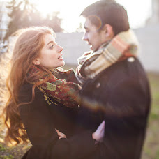 Wedding photographer Anna Spicyna (Spitsyna). Photo of 01.04.2015