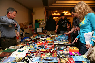 Photo: SFeraKon 2008: book fair