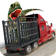 Angry Dinosaur Zoo Transport apk