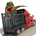 Angry Dinosaur Zoo Transport icon