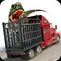 Dinosaurio enojado Transporte icon