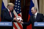 特朗普為什麼要親俄?