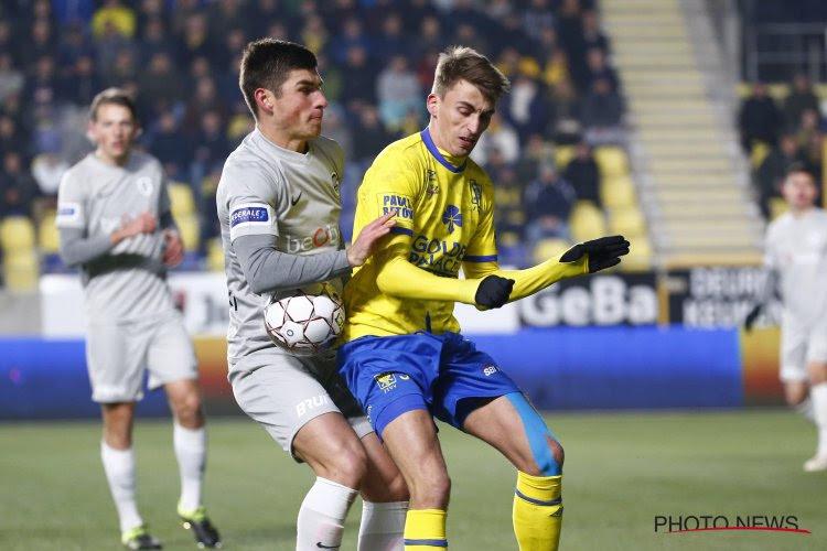 Saint-Trond va poursuivre l'Antwerp en justice après le transfert d'Alexis De Sart !