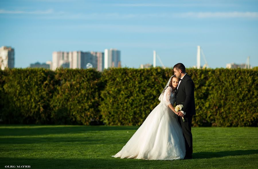 Wedding photographer Oleg Mayer (mayer). Photo of 06.02.2015