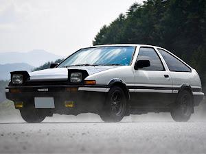 スプリンタートレノ AE86 S61•GT-APEXのカスタム事例画像 ささき ゆーまさんの2021年02月17日20:11の投稿