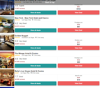HOTEL DEALS- screenshot thumbnail