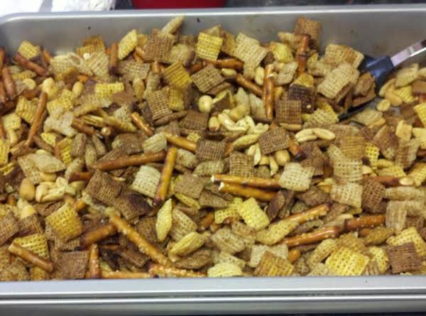 Original 1956 Chex Party Mix Recipe