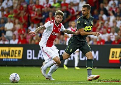 Sans club, Lasse Schöne a discuté avec des clubs belges