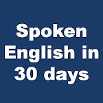 Spoken English in 30 days Icon