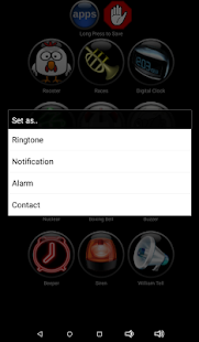 LOUD Alarm Ringtones- screenshot thumbnail