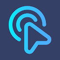 Auto Clicker 2021 - Automatic tap app for games icon