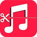 Ringtone Maker : Audio-Mp3 Cutter icon