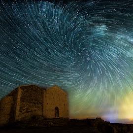 Vortex by Stefania Loriga - Landscapes Starscapes ( vortex )