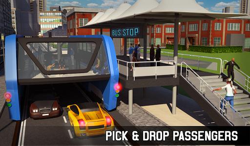 Transit Elevated Bus Driver 3D 1.8 screenshots 20