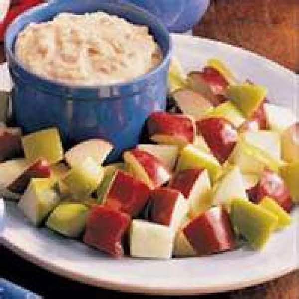 Apple Brickle Dip Recipe