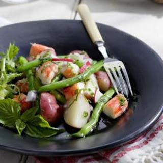 King Crab & Potato Salad