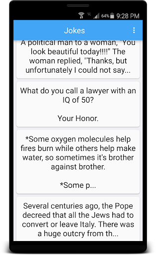 玩免費娛樂APP|下載Jokes - Your daily dose of FUN app不用錢|硬是要APP