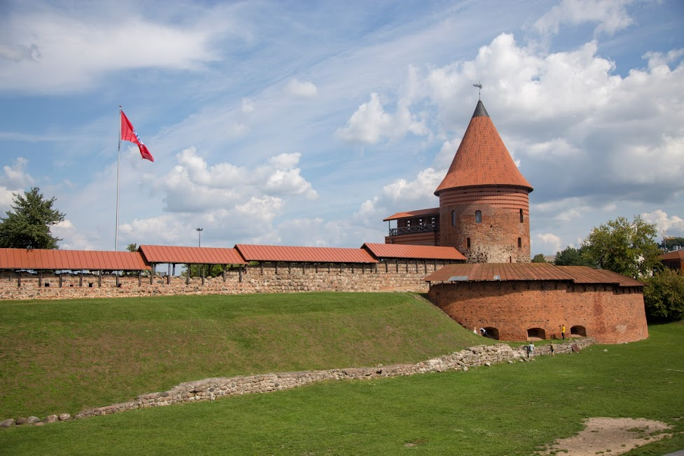 Kowno, Zamek, Stare Miasto