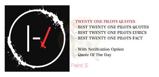 Twenty One Pilots Quotes, Lyrics and Facts – Apps on Google Play