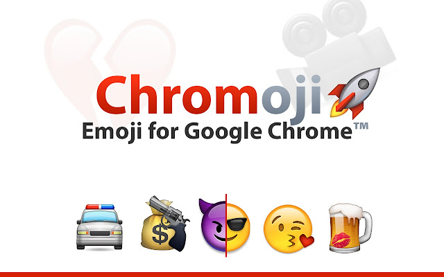 Chromoji - Emoji for Google Chrome