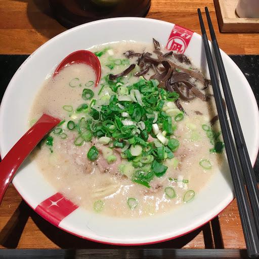 目前我吃過台灣最好吃的拉麵