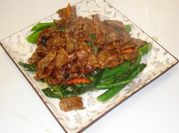 Chinese Chicken And Vegetables Recipe
