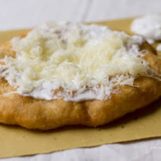 Hungarian Fried Bread.