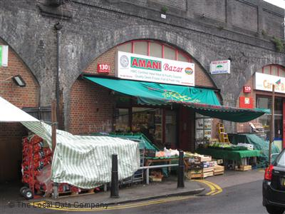 Amani Bazar on Chapman Street - Grocers in Shadwell, London