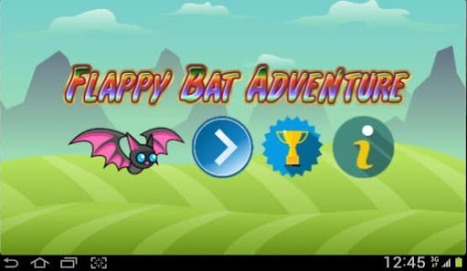 escape flappy bat adventure
