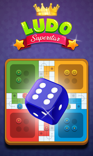 Ludo Game : New(2019)  Ludo SuperStar Game  captures d'écran 1