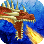 Fire Breather: Dragon Flying Fighting Games