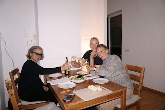 Photo: First Supper in Berlin