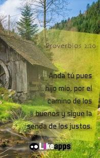 Salmos Proverbios en Tarjetas - náhled