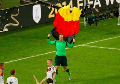 """Neuer euforisch: """"Deze wereldtitel is voor heel Duitsland"""""""