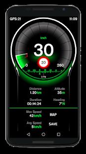 Speed View GPS Pro Screenshot