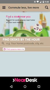 NearDesk - flexible working- screenshot thumbnail