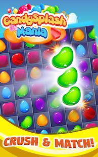 Candy Splash Mania - náhled