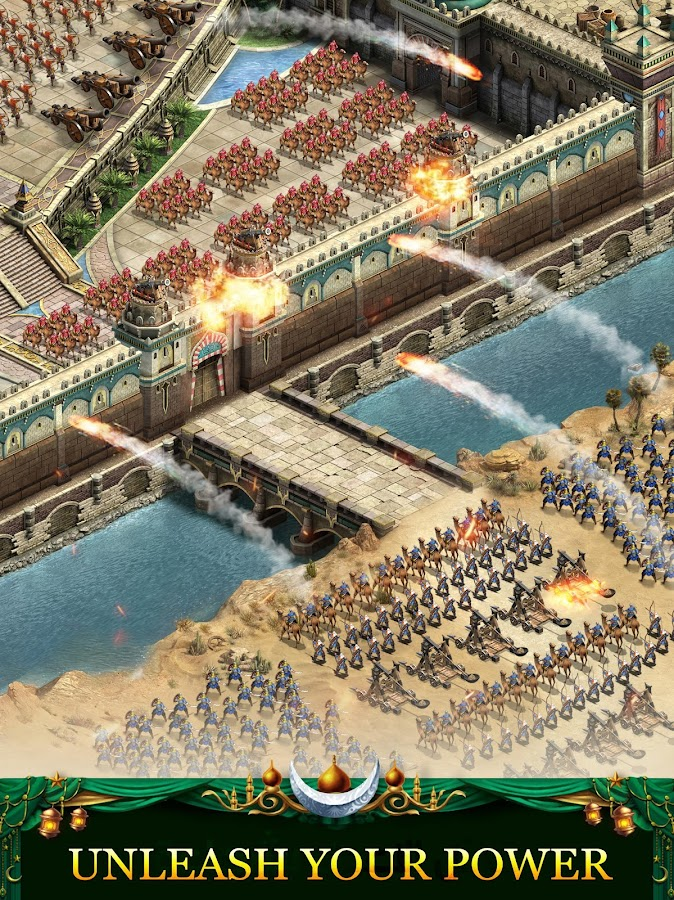 Revenge of Sultans- screenshot