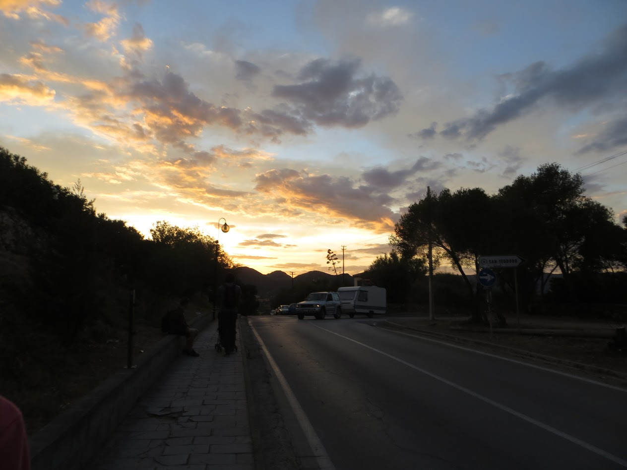 В Сан Теодоро