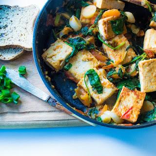 Vegan Breaded Tofu Recipes