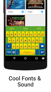 iKeyboard - emoji , emoticons Screenshot