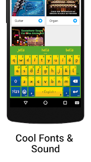 iKeyboard - emoji, emoticons screenshot 02