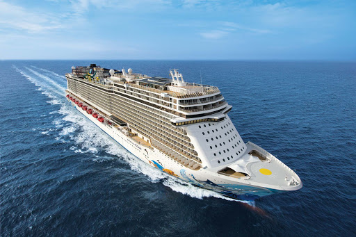 Norwegian Escape sails to the Bahamas and the U.S. and British Virgin Islands.