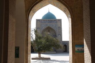 Photo: Day 164 - Doorway Through to  Kalyan Mosque in Bukhara
