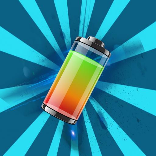 Battery charger full prank